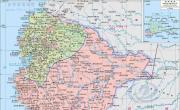 秘鲁地图中文版_秘鲁地图库