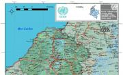哥伦比亚高清地图英文版_哥伦比亚地图库