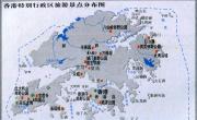 香港旅游景点分布图_景点分布图地图库