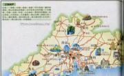 广东旅游地图详图_旅游详图地图库