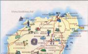 海南旅游地图详图_旅游详图地图库