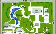 雷锋纪念馆导游图_辽宁旅游地图库