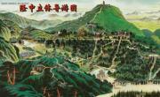 隆中导游图_湖北旅游地图库