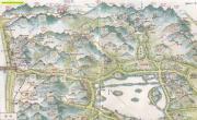西湖登山地图_浙江旅游地图库