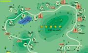 杭州野生动物园导游图_浙江旅游地图库