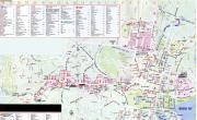 新加坡交通旅游地图_新加坡地图库