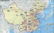 中国铁路网络地图_交通地图库