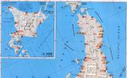 日本港口分布地图_日本地图库