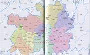 贵州行政区划简图_行政简图地图库