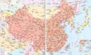 中国行政区划地图_中国地图地图库