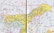 阿萨姆邦-梅加拉亚邦地图_印度地图库