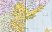 安得拉邦地图_印度地图库