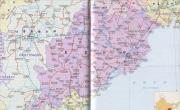 奥里萨邦地图_印度地图库