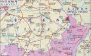 哈里亚纳邦地图_印度地图库