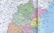 福建省地图高清版_福建地图库