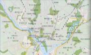 华盛顿旅游地图_美国地图库