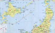 日本旅游景点地图_日本地图库