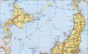 日本交通地图_日本地图库