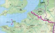 法国地图地势图_法国地图库