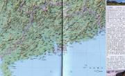 广东省地图地形图_广东地图库