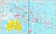 大洋洲地图_大洋洲地图库