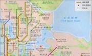 纽约地铁网地图_美国地图库