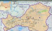 图瓦共和国_俄罗斯地图库