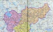 雅罗斯拉夫尔州|科斯特罗马州|伊万诺沃州_俄罗斯地图库