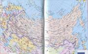俄罗斯地图中文_俄罗斯地图库