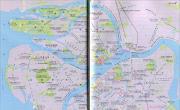 俄罗斯圣彼得堡地图_俄罗斯地图库
