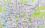 俄罗斯莫斯科地图_俄罗斯地图库