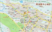 东莞市清溪镇中心地图_东莞地图库