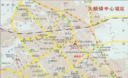 东莞市大朗镇中心地图_东莞地图库