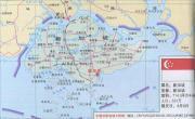 新加坡旅游地图_新加坡地图库