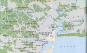 新加坡城区旅游地图_新加坡地图库