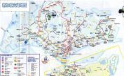 新加坡交通地图_新加坡地图库
