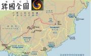南北朝鲜地图(韩文版)_朝鲜地图库