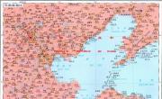 环渤海地区_中国地图地图库